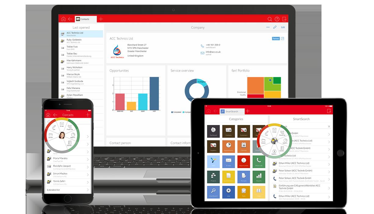 Crm-xrm megoldásunk platformfüggetlen működést biztosít számítógépen, telefonon, tablet-en egyaránt