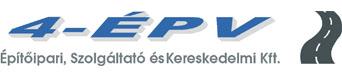 4-ÉPV Kft. logó